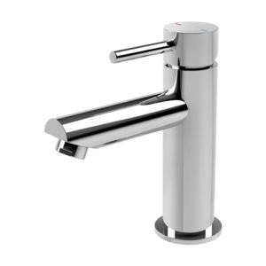 Pina Basin Mixer Chrome