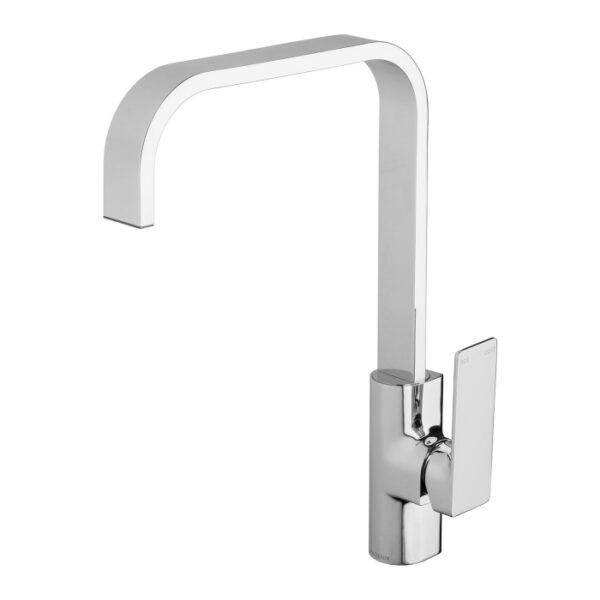 Gloss Sink Mixer 200mm Squareline from Phoenix Tapware