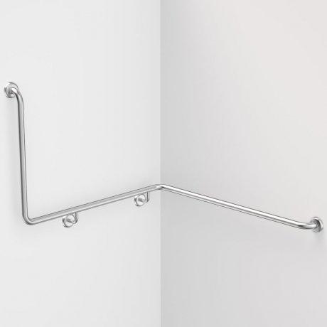 Caroma 90° Vertical Wrap Grab Rail Right Hand