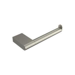 Linfa Toilet Roll Holder Brushed Nickel
