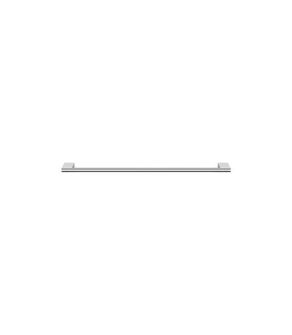 Linfa Single Towel Rail 600mm Chrome