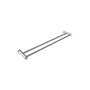Envy 600mm Double Towel Rail Chrome