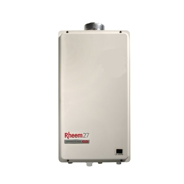 Rheem 27L Internal Gas Continuous Flow Water Heater