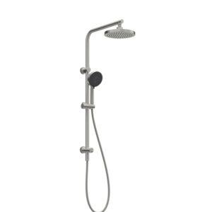 Envy II Shower with Sliding Hand Shower Brushed Nickel