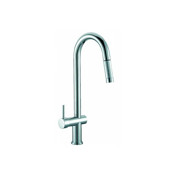 Cioso Pull Out Sink Mixer Chrome