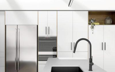 5 Great Black Kitchen Sink Mixers